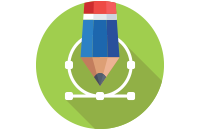Diseño gráfico Tomelloso icono
